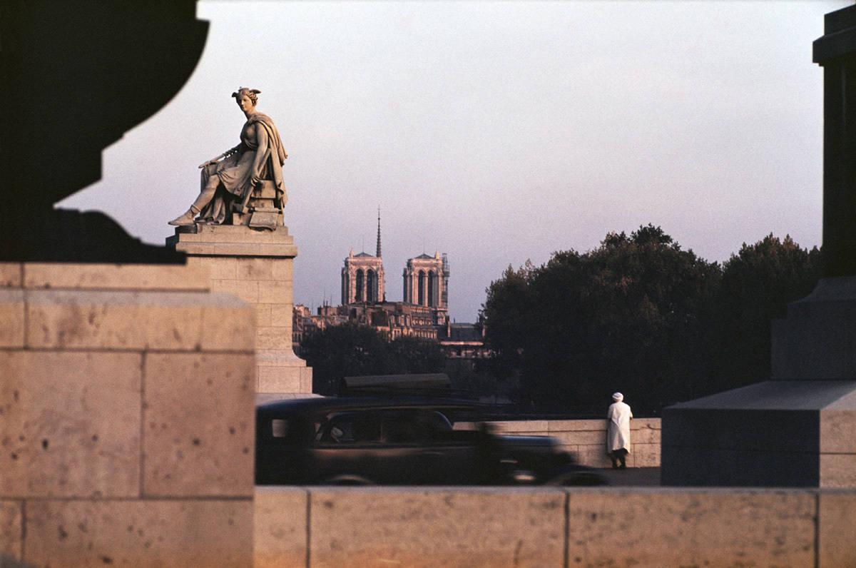 Paris, France 1954