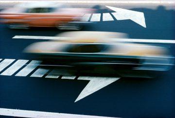 Traffic, New York 1957