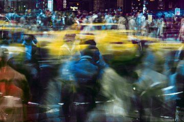 Motion Crosswalk II, NY n.d.