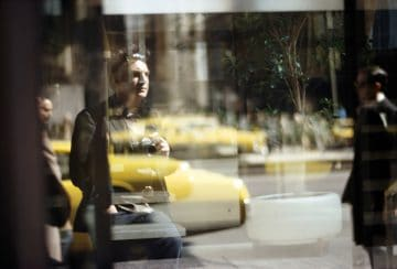 Self Portrait, NY 1971