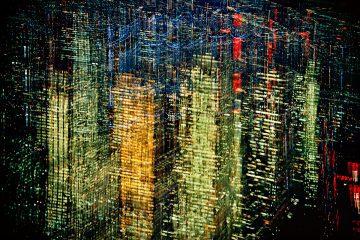 Lights of New York City, NY 1972