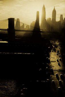 Brooklyn Bridge, NY 1952