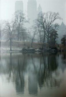 Central Park NY 1952