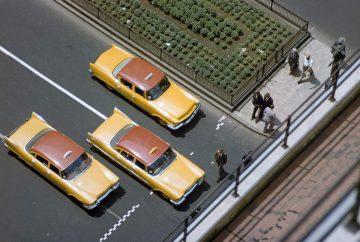 Park Avenue, NY 1958