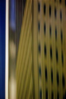 Vertical Reflection, NY c.1955