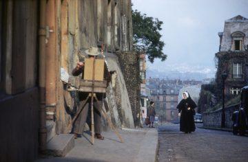 Parisian Painter, Paris 1955